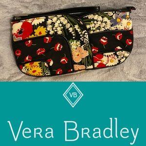 """Vera Bradley """"Poppy Fields"""" clutch"""
